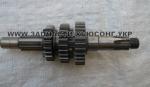 Вал коробки передач Hyosung GT250, GV250, GT250R -